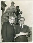 Hon. Tom G. Abernethy [with] Frank Montgomery by United States. Congress. House. Democratic Congressional Campaign Committee
