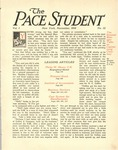 Pace Student, vol.1 no. 12, November, 1916 by Pace & Pace