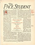 Pace Student, vol.1 no. 2, January, 1916 by Pace & Pace