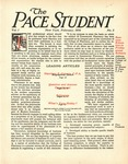 Pace Student, vol.1 no. 3, February, 1916 by Pace & Pace