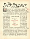 Pace Student, vol.1 no. 4, March, 1916 by Pace & Pace