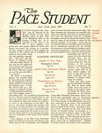 Pace Student, vol.1 no. 7, June, 1916 by Pace & Pace