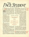 Pace Student, vol.2 no. 12, November, 1917 by Pace & Pace