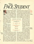 Pace Student, vol.2 no. 2, January, 1917 by Pace & Pace