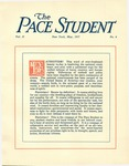 Pace Student, vol.2 no. 6, May, 1917 by Pace & Pace