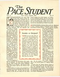 Pace Student, vol.2 no. 9, August, 1917 by Pace & Pace