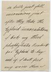 Allan Boyce Adams, Fort Logan H. Roots, Arkansas, To Mrs. Joel Randolph Adams, Claremont, Mississippi. by Allan Boyce Adams
