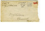 Allan Boyce Adams, Fort Logan H. Roots, Arkansas, To Mrs. Joel Randolph Adams, Claremont, Mississippi. June 7, 1917. by Allan Boyce Adams