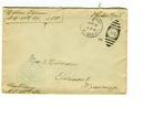 Allan Boyce Adams. F.A. U.S.R. 149th Regiment A.E.F., To Mrs. Joel Randolph Adams, Claremont, Mississippi. March 15, 1918.