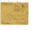 Allan Boyce Adams. F.A. U.S.R. 149th Regiment A.E.F., To Mrs. Joel Randolph Adams, Claremont, Mississippi. May 12, 1918. by Allan Boyce Adams