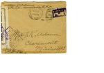 Allan Boyce Adams. F.A. U.S.R. 149th Regiment A.E.F., To Mrs. Joel Randolph Adams, Claremont, Mississippi. May 24, 1918. by Allan Boyce Adams