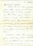Allan Boyce Adams, Ringeu (Germany), to Mrs. Joel Randolph Adams, Claremont, Mississippi. February 13, 1919. by Allan Boyce Adams