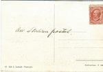 Allan Boyce Adams, Ringeu (Germany), to Mrs. Joel Randolph Adams, Claremont, Mississippi. February 16, 1919.