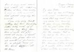 Allan Boyce Adams, Ringeu (Germany) to Mrs. Joel Randolph Adams, Claremont, Mississippi. February 18, 1919. by Allan Boyce Adams