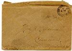 Allan Boyce Adams, Ringeu (Germany), to Mrs. Joel Randolph Adams, Claremont, Mississippi. April 3, 1919. by Allan Boyce Adams