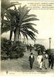 Allan Boyce Adams, Azure Coast-Monte-Carlo, to Mrs. Joel Randolph Adams, Claremont, Mississippi. February 15, 1919. Postcard. (Scenic Postcard: Monte-Carlo) by Allan Boyce Adams