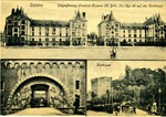 Allan Boyce Adams, Evacuation Hospital #6, Coblenz [sic] Germany, to Mrs. Joel Randolph Adams, Claremont, Mississippi. January 24, 1919. Postcard. (2 Scenic Postcards: Coblenz [sic]) by Allan Boyce Adams