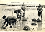 Allan Boyce Adams, Ringeu, to Mrs. Joel Randolph Adams, Claremont, Mississippi. February 20, 1919. Postcard. (Scenic Postcards: Andernos-Les-Bains, Cote d'Azur, Monaco.) by Allan Boyce Adams
