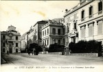Scenic Postcards: Monaco and Monte Carlo by Allan Boyce Adams