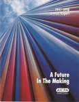AICPA annual report 1997-98; Future in the making by American Institute of Certified Public Accountants