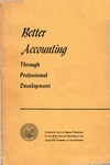 Better accounting through professional development, Complete Text of Papers Presented at the 65th Annual Meeting of the American Institute of Accountants