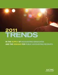 2011 Trends in the supply of accounting graduates and the demand for public accountants