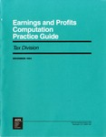Earnings and profits computation practice guide