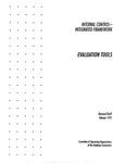 Internal control, integrated framework: Evaluation tools, Revised draft February 1992