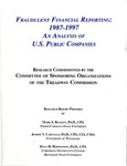 Fraudulent financial reporting: 1987-1997 : an analysis of U.S. public companies : research report