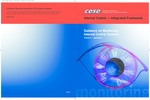 COSO Internal control - integrated framework: Guidance on monitoring internal control systems, Volume II: Application by Committee of Sponsoring Organizations of the Treadway Commission
