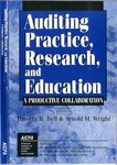 Auditing practice, research, and education : a productive collaboration