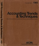 Accounting trends and techniques, 36th annual survey, 1982 edition by American Institute of Certified Public Accountants