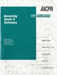 Accounting trends and techniques, 47th annual survey, 1993 edition by American Institute of Certified Public Accountants