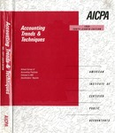 Accounting trends and techniques, 48th annual survey, 1994 edition by American Institute of Certified Public Accountants