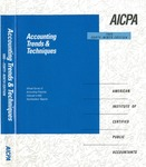 Accounting trends and techniques, 49th annual survey, 1995 edition by American Institute of Certified Public Accountants