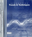 Accounting trends and techniques, 54th annual survey, 2000 edition by American Institute of Certified Public Accountants