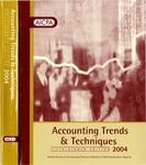 Accounting trends and techniques, 58th annual survey, 2004 edition by American Institute of Certified Public Accountants