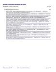 AICPA Committee Handbook for 2005