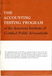 Accounting testing program  of the American Institute of Certified Public Accountants