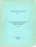 College accounting testing program bulletin no. 1; A Study of the abililty of accounting students: results of orientation text, form A, in schools of business of twenty-nine colleges, fall semester, 1946