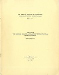College accounting testing program bulletin no. 11; The midyear college accounting testing program in fifty colleges, January-February, 1951