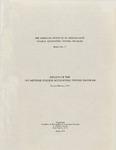 College accounting testing program bulletin no. 17; Results of the 1953 midyear college accounting testing program, January-February, 1953