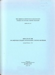 College accounting testing program bulletin no. 26; Results of the 1956 midyear college accounting testing program, January-February, 1956