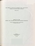 College accounting testing program bulletin no. 33; Results of the spring, 1958, college accounting testing program, including a brief research report on the high school accounting orientation test
