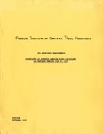 CPA Experience Requirements as Reported in Commerce Clearing House Accountancy Law Reporter Service July 25, 1958