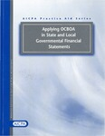 Applying OCBOA in state and local governmental financial statements by Michael A. Crawford and Leslye Givarz