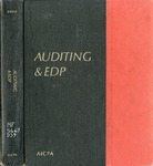 Auditing & EDP by Gordon B. (Gordon Bitter) Davis