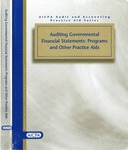Auditing governmental financial statements: programs and other practice aids by Venita M. Wood and Lori A. West