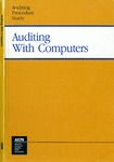 Auditing with computers; Auditing procedure study;