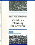 Guide to planning for divorce; PFP library